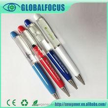 Floating Ball Pen,Floater pen,liquid ball pen for China
