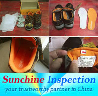 Safety Shoes Quality Inspection and Quality Control Services in Shanghai - Footwear Quality Check and Tests