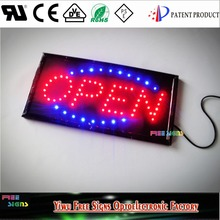LED OPEN SIGNS for Australia for all business, LED shop sign, hot sell window LED signs,shining window sing