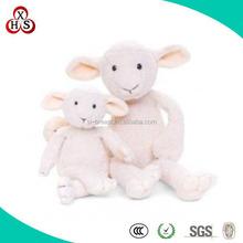 Customed Oem Soft Stuffed High Quality Soft Toy Lamb For Kids Gift