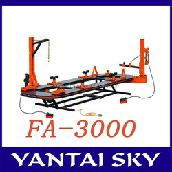 Yantai top selling products in alibaba used auto repair equipment with hydraulic jack repair kit