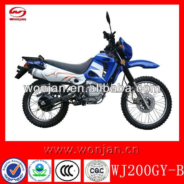 Motorrad 200cc von China/billig Schmutz fährt für Verkauf rad (WJ200GY-B)