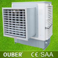 Best window water tank air cooled fan air conditioner cooler