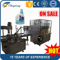 Automatic liquid hand soap filling machine,liquid soap bottle filler,liquid pouring machine