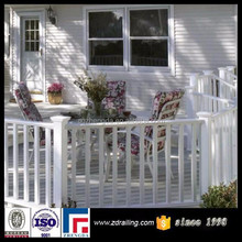 Cheap aluminum fence pricing for balcony and porch