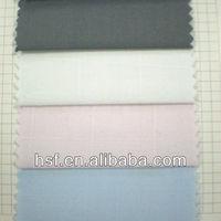 Office Uniforms Woven Cotton Twill Shirt Fabric