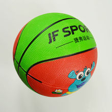 size1-7 synthetic rubber basketball