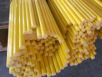 china best quality fiberglass driveway marker yellow