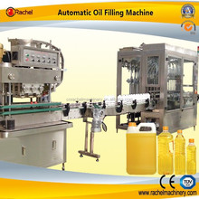 Automatic Edible Oil Bottling Line/Oil Filling Line