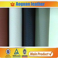T6590 leather sofa very hot for furniture and car seat cover in Russia