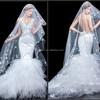 Mermaid Julie Vino hot sexy open see back Wedding Dresses/2014 Glamorous Floor-Length party trumpet girl fashion Wedding Dresses