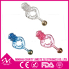 Cheap metal cock and ball rings for male sex device