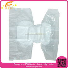 Chinese Factory Breathable Film Super Absorbent Adult Diaper Wholesale