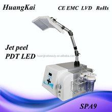 Water oxygen jet peel PDT skin care beauty machine