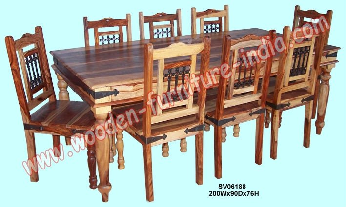 Dining Set Indian Wooden Furniture Home Furniture Table Chair Buy Modern Dining Sets Furniture