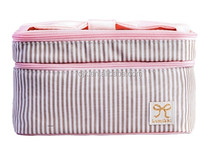 Newest Customized High Capacity Multifunction Cosmetic Bag