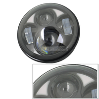 High power high low beam led driving light 40w 5 3/4 headlight led light for motorcycle