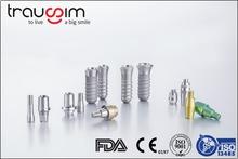 Trausim Titanium Dental Implants