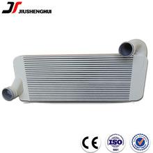 Customized aluminum oil to oil intercooler