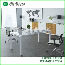 The most high cost performance office furniture workstation/meeting aluminum desk legs for LB-series