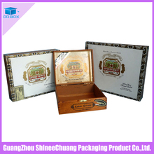 High quanlity Wholesale popular cigar boxes from china