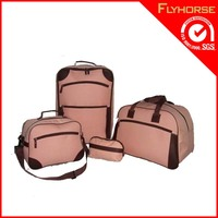 recycled pp non woven travel luggage bags