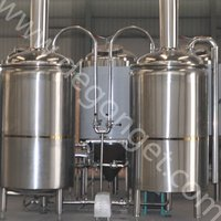 200L pub/bar commercial beer brewery equipment for sale