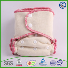 wholesale high quality hemp cotton fitted sleep diaper organic fabric baby diaper fitted bamboo baby cloth diaper