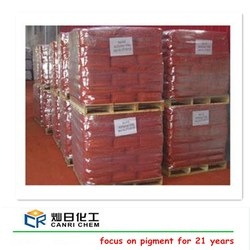inorganic pigment iron red oxide and red iron oxide 130 for asphalt color