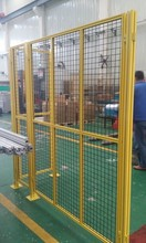 Hot Sale aluminium frame profile yellow rail