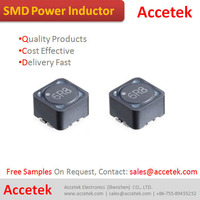 .::1MA129-100MF / 10uH / CDRH129 / SMD Shielded Power Inductor / Power Choke