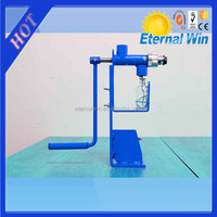 Stainless steel hand operate oil press machine manual oil expeller