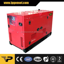 Denyo Style Chinese Engine Silent 40kva Diesel Generator Set with CE Approved