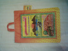 Non woven Rice bags with handle and zipper