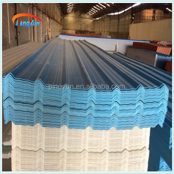 Absorption acoustique t le de toiture en plastique for Tuiles les moins cheres