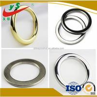 China Factory cheap small flat metal o-ring