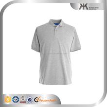 popular factory direct man plain v-neck t-shirts