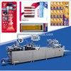 Good Performance Paper Plastic Blister Packaging Machine for battery
