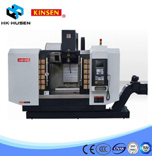 VM1060 4 axis mini CNC milling machine/cnc vertical machining center