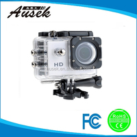 2015 cheap 30M waterproof digital sports camera with CE, ROHS certificate
