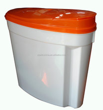 can hold 10 kgs rice home kichen use plastic rice container
