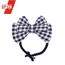 Winningstar Fashion and cute assessories elastic hair band,wholesale colorful hair tie