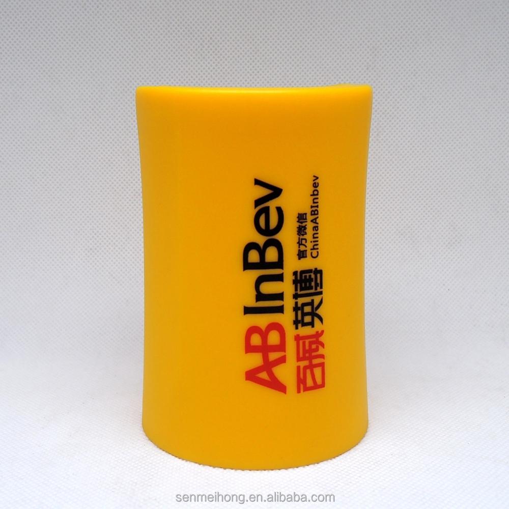 personalizado plástico de boa qualidade copo de dados para a promoção da cerveja ou casino