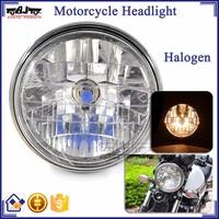 BJ-HL-010 High Quality Motorcycle Head Light Motocross for CB400 / CB500 / CB1300 / VTEC / VTR 250