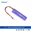 Good quality Rechargeable 18650 dry battery 18650 3.7v 2700mah li polymer battery