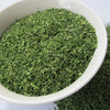 100% green parsley leaves dehydrated parsley leaves