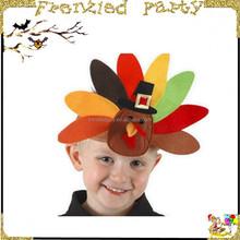 whole kid party turkey headband manufacturer FGHD-0043