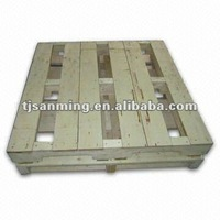 LVL Wooden Pallet ( Fumigation Free Plywood Pallet )
