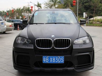 High Quality X5 Haman-n Widen Body kit/front bumper designed for B-M-W X5