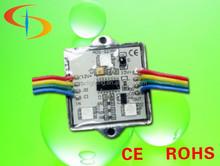 Square full color led module light 12v smd 5050 Advertising light